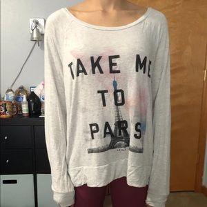 Take Me To Paris Long Sleeve